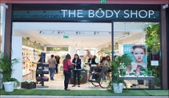 Opening of The Body Shop in Bordeaux Lac